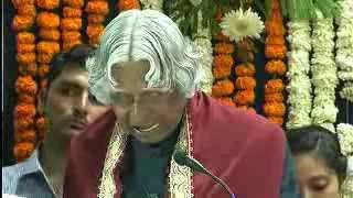 10th ANNUAL CONVOCATION (22nd January, 2014) Anand Agricultural University, Anand