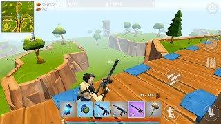 Rocket Royale Android Gameplay | Best Fortnite Alternative