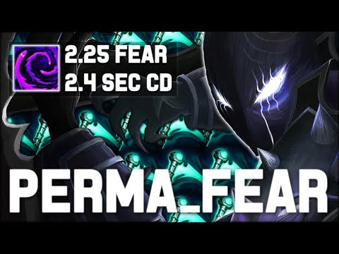 PERMA FEAR NOCTURNE ! ESSENCE REAVER LETS HIM FEAR YOU TWICE !