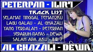 DJ LAGU GALAU (AL GHAZALI) VS SEPARUH NAFAS (DEWA) TERBARU 2019