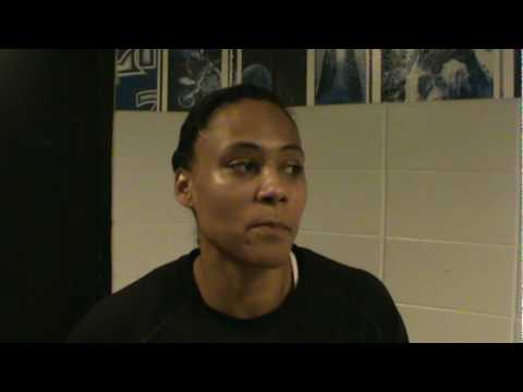 Marion Jones (Tulsa Shock) interview