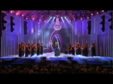 Leona Lewis - Run - Live at The Royal Variety - HD HIFI - Sound Remastered