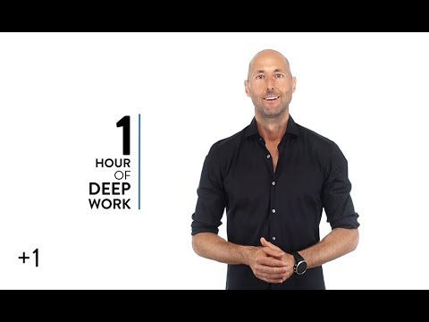 +1 #595: The 1-Hour (Deep) Workday
