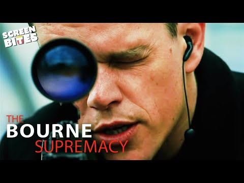 Bourne Supremacy: Jason Bourne (Matt Damon) calls Nicky (Julia Stiles)