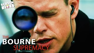 Jason Bourne Calls Nicky | The Bourne Supremacy | SceneScreen