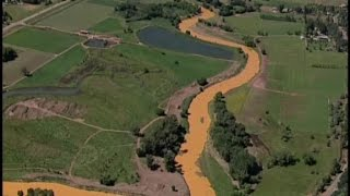 EPA accidentally spills chemicals into Colorado river