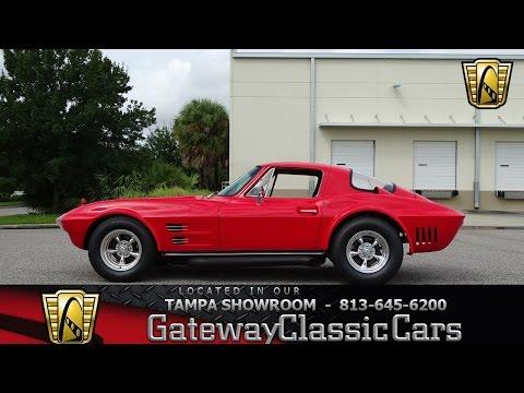 1963 Chevrolet Corvette Grand Sport Replica - stock#706-TPA
