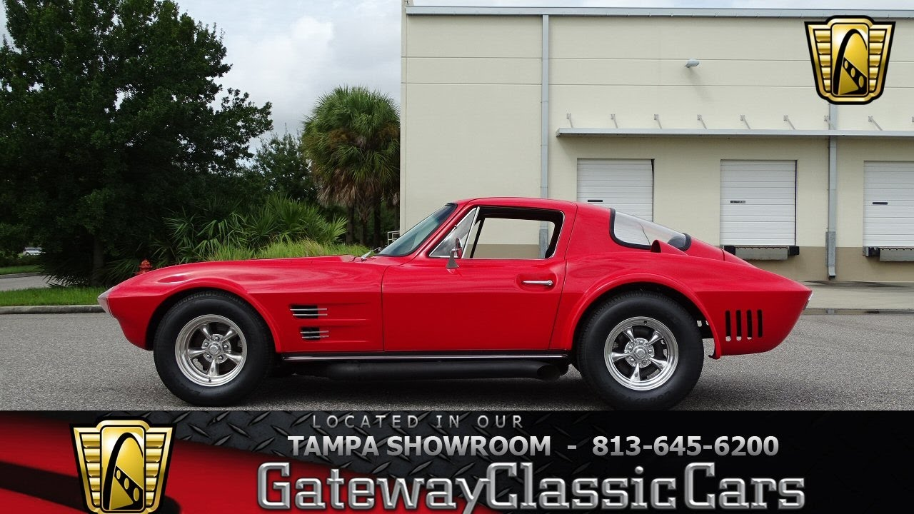 1963 Chevrolet Corvette Grand Sport Replica Stock 706
