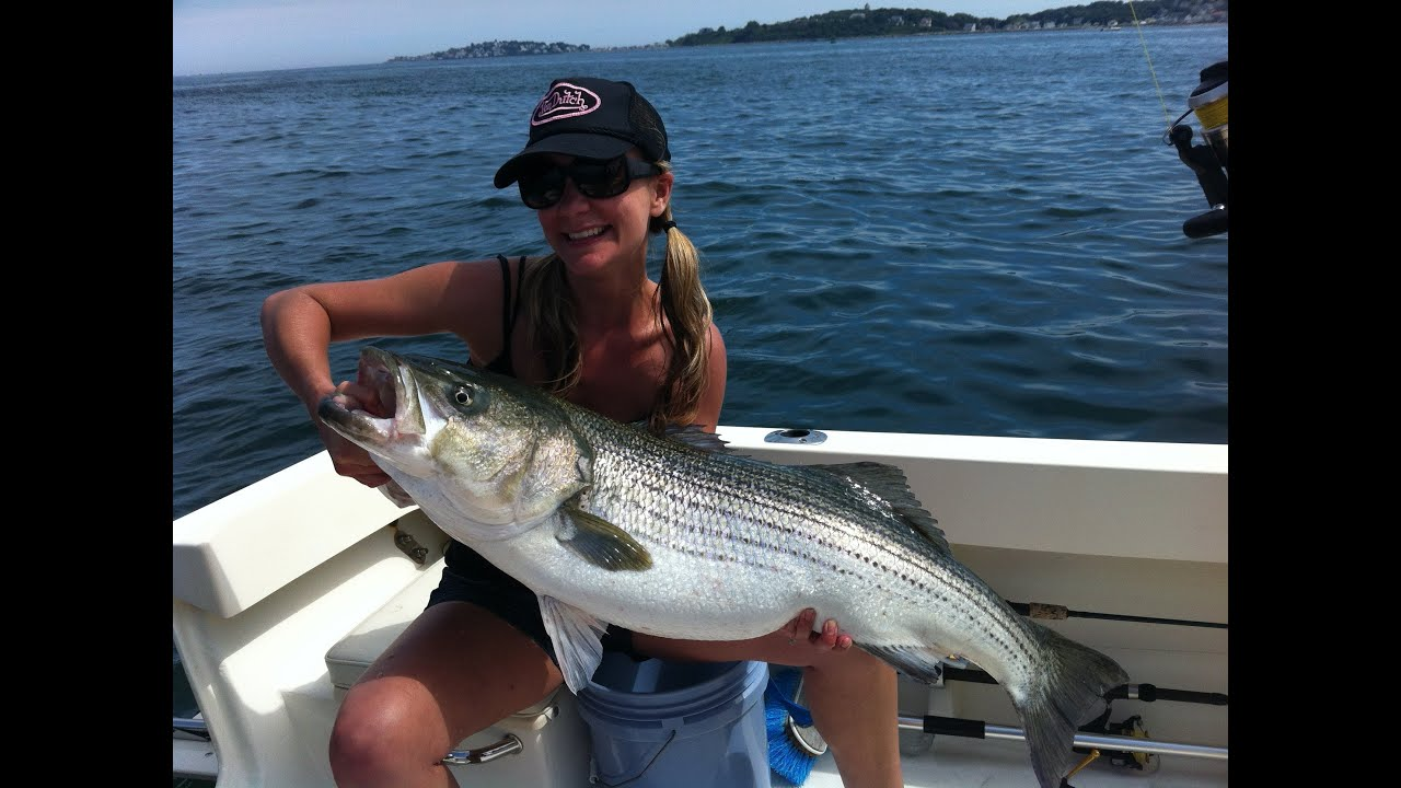 2012 boston fishing highlights with anglerfish guides for Boston harbor fishing report