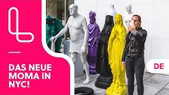 MOMA NEW YORK: So sieht das neue Museum of Modern Art aus (inkl. KOSTENLOS-Tipp!!) | 2020 | 4k