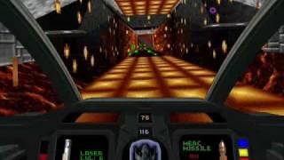 Descent 2 : Level 20 Boss (Baloris Prime)