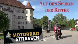 Bikerwirte aus dem Schwarzwald auf den Spuren der Ritter