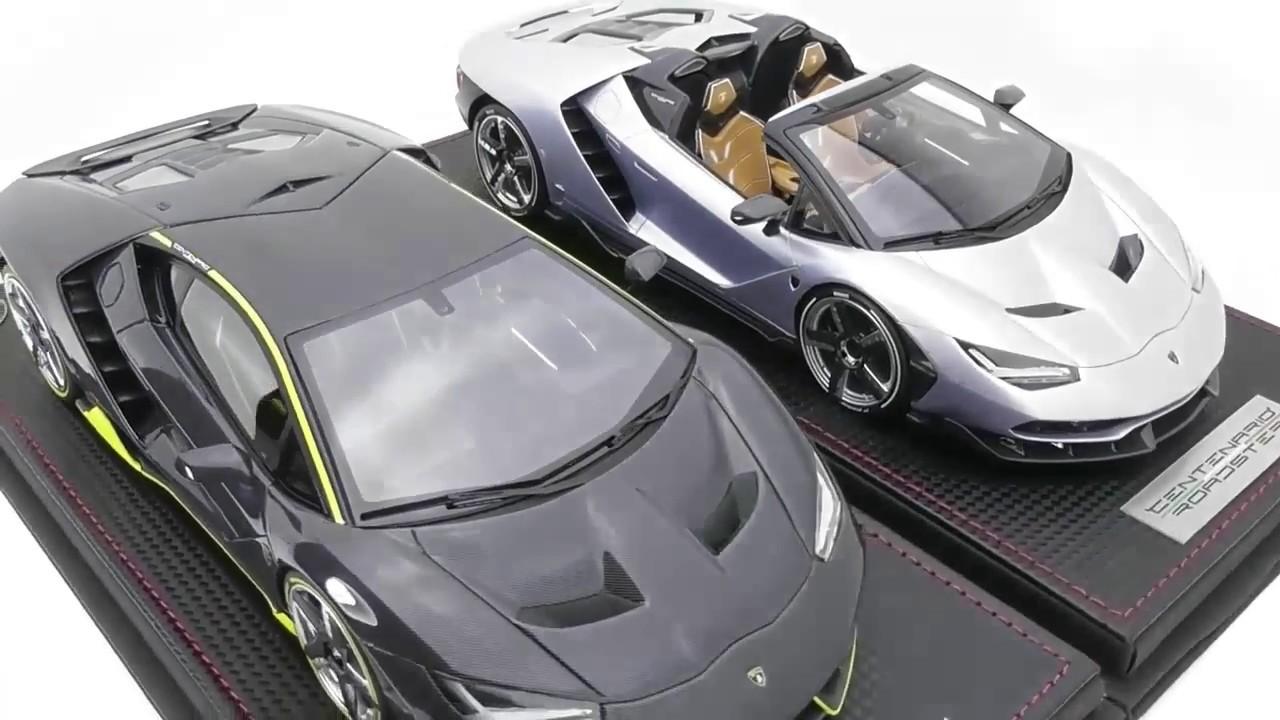 Coupe Or Roadster Lamborghini Centenario Youtube