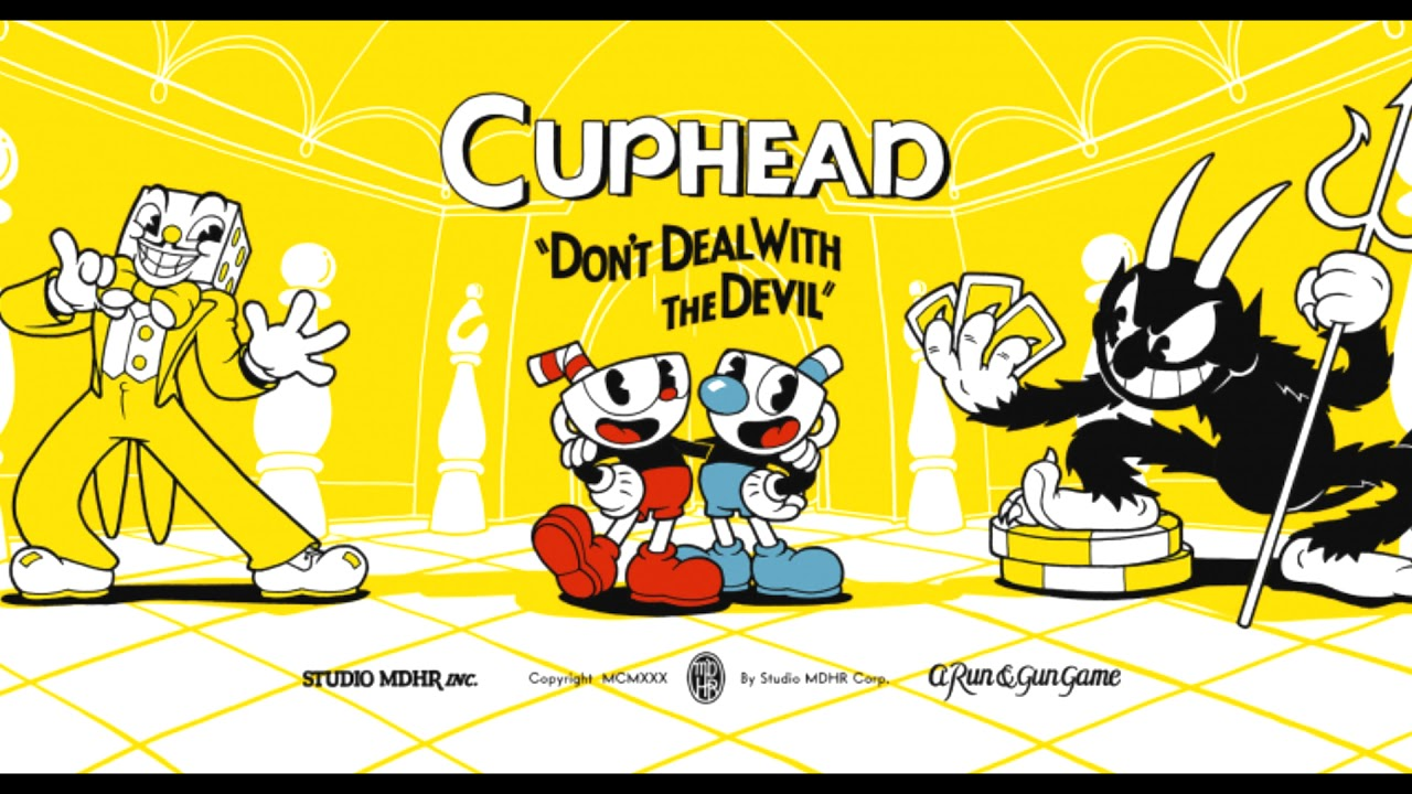 Don't Deal With The Devil [666 / Pirated Variation] - Cuphead