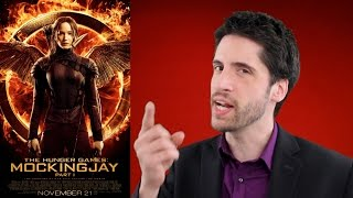 The Hunger Games: Mockingjay Part 1 movie review