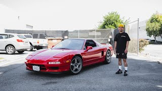 Buying my Best Friend an Acura NSX!