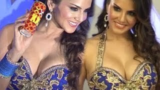 Download Video Sunny Leone Hot Photoshoot for XXX Energy Drink MP3 3GP MP4