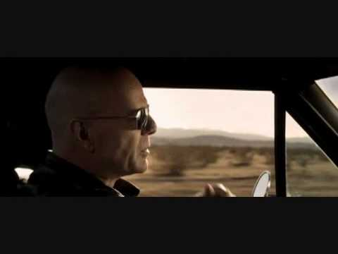 Gorillaz-Bruce Willis vs. Stylo Cop