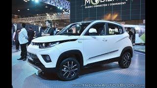 Mahindra e-KUV100 – Auto Expo 2018