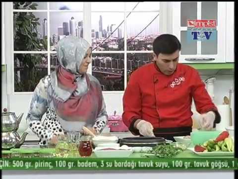 SİİRTİN PERDE PİLAVI   SIIRT RICE CURTAIN