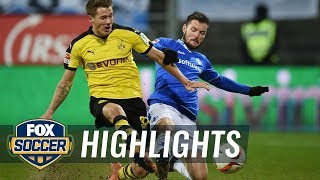 Video Gol Pertandingan Darmstadt 98 vs Borussia Dortmund