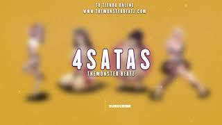 * VENDIDO * Reggaeton Beat Perreo x Kevvo Type Beat - 4 SATAS | Reggaeton Instrumental