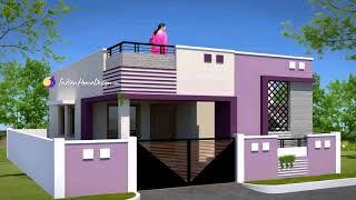 Indian House Outlook Design See Description
