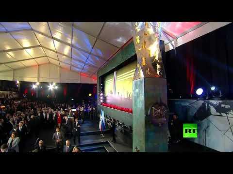 بوتين يفتتح نصبا تذكاريا في إسرائيل تخليدا لذكرى حصار لينينغراد  - 16:00-2020 / 1 / 23