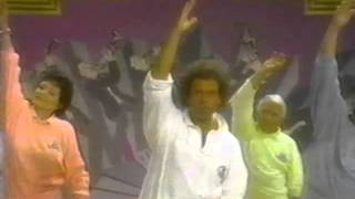 Aerobics with Richard Simmons and the Silver Foxes, 1986