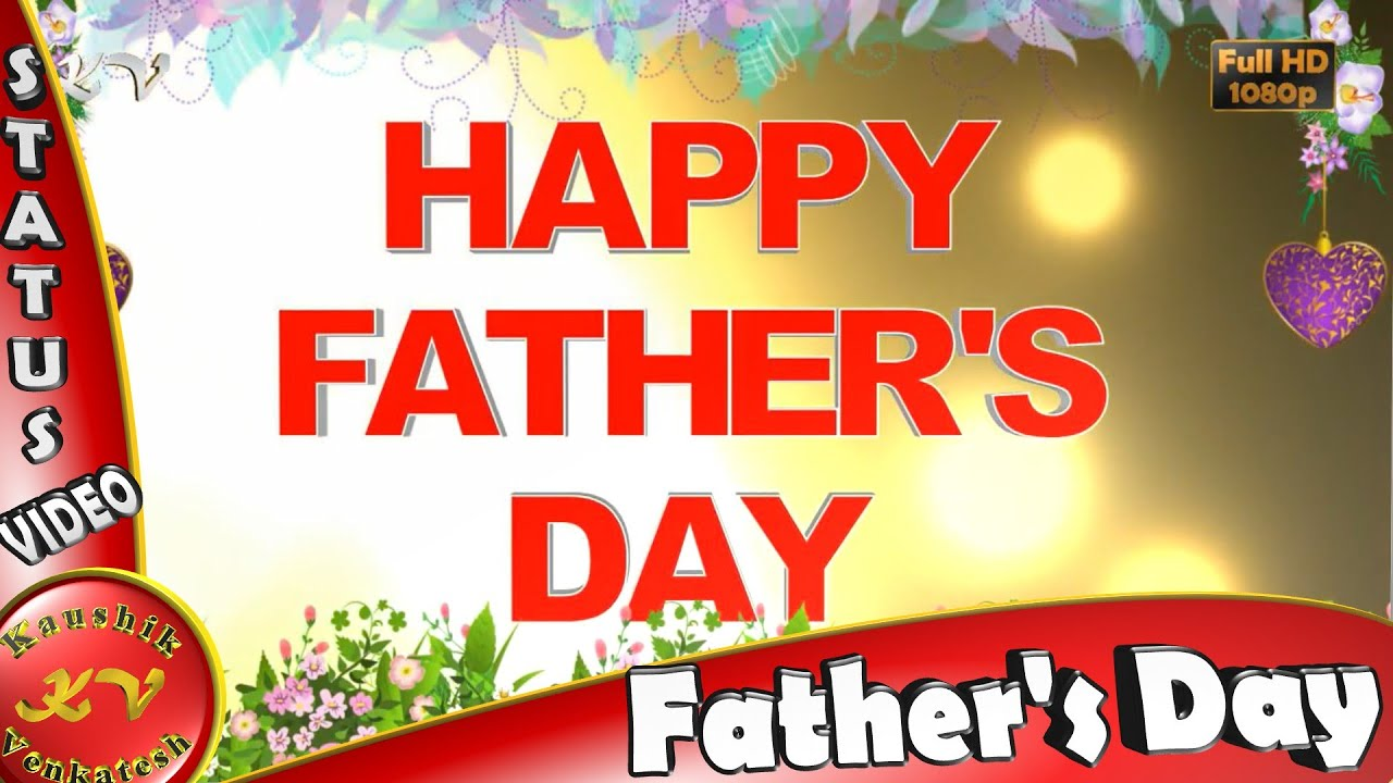 happy fathers day wishes whatsapp greetings messages animation