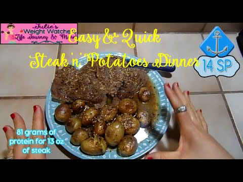 weight-watchers---easy-&-quick-steak-'n'-potatoes-dinner!