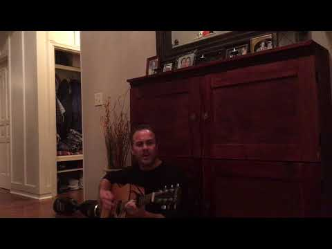 Simon & Garfunkel -Sounds of Silence (Cover) By Frank Anderson