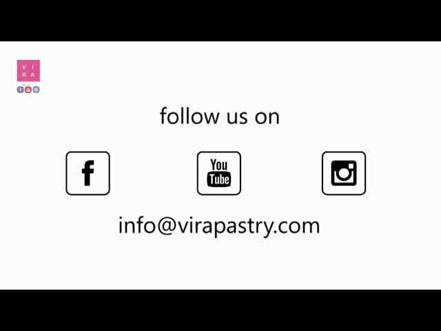 Virapastry - Impara a decorare una torta!