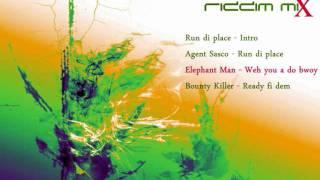 Run di place Riddim Mix [March 2011]