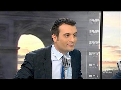 Florian Philippot doute que Manuel Valls puisse interdire les spectacles de Dieudonné - 30/12