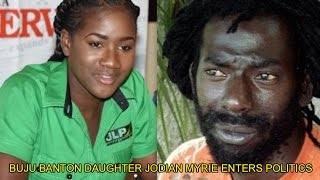 buju banton s daughter jodian myrie has traded her musical roots for politics