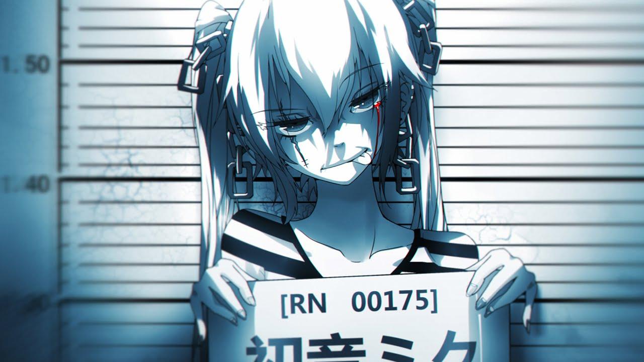 Anime Girl With Sucker Wallpaper Nightcore Smooth Criminal Youtube