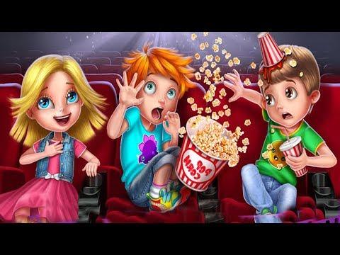 Sevimli Çocuklar Film Gecesi #Çizgifilm Tadında Yeni Oyun