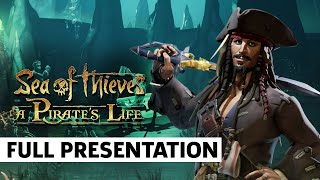 Sea of Thieves: A Pirate's Life Gameplay Trailer | Xbox Games Showcase 2021