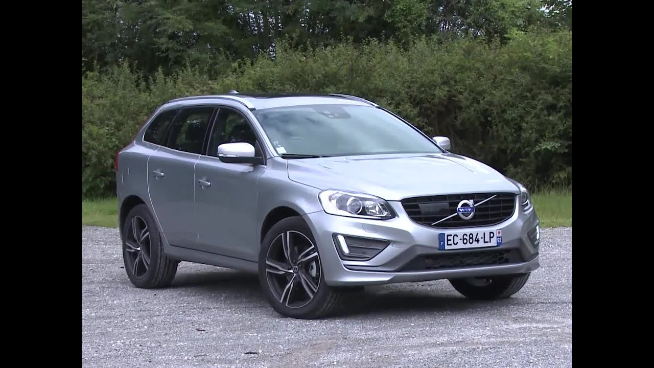 essai volvo xc60 d5 geartronic6 awd r design 2016 youtube