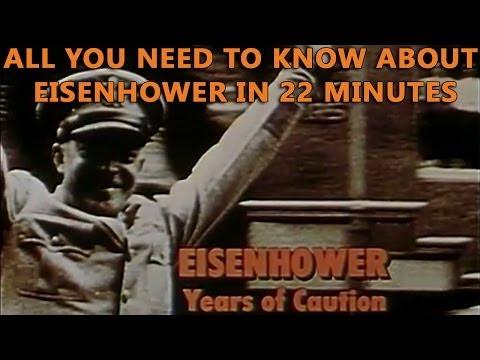 Eisenhower - Years of Caution