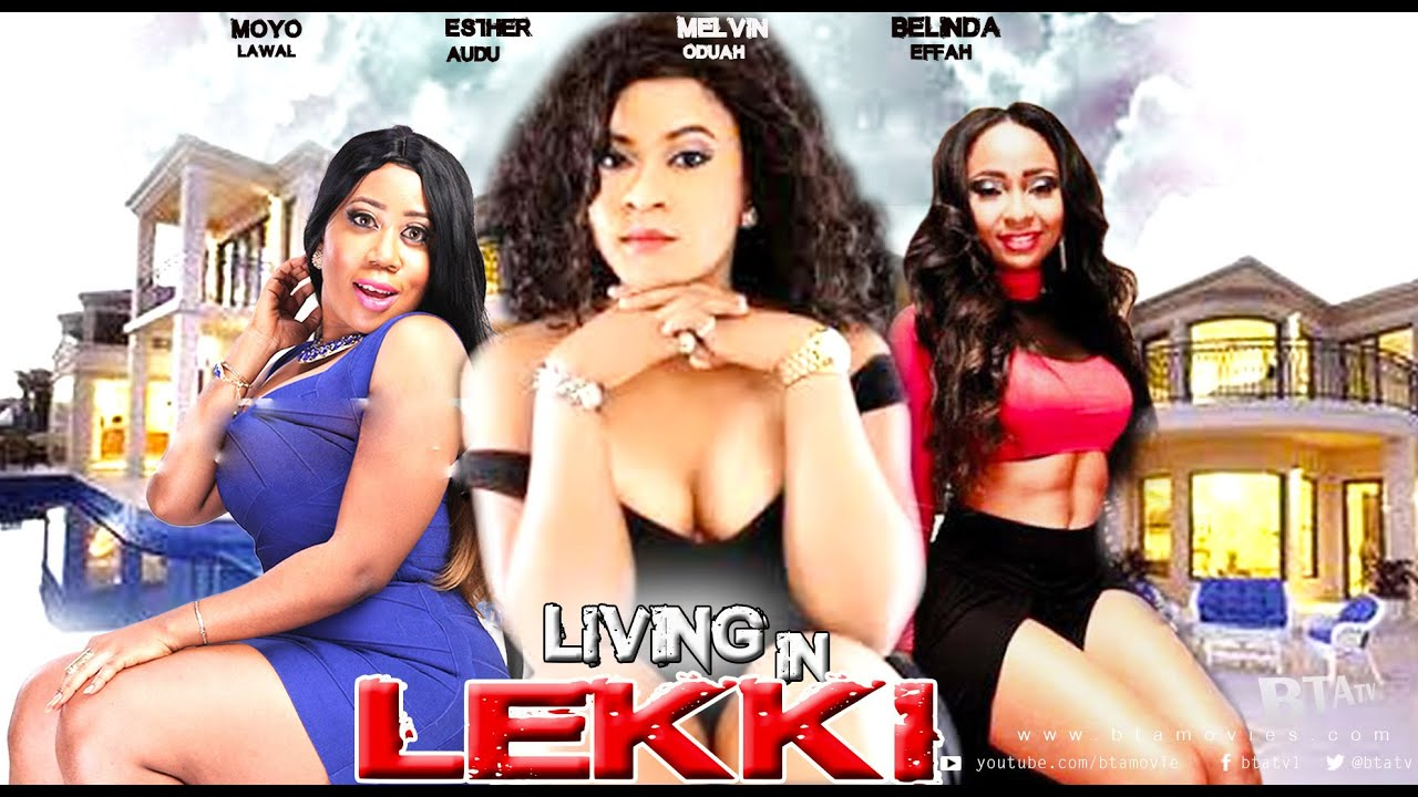 Living In Lekki [Episode 1] - Nollywood Drama
