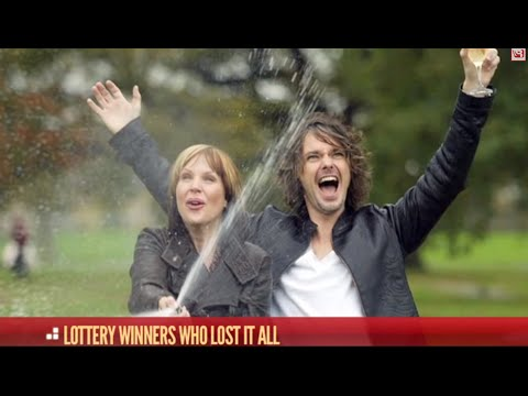 "Lottery Winners Who Lost It All | ""The HotList"""