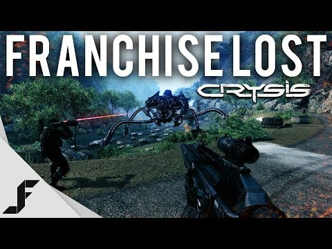 FRANCHISE LOST - Why was Crysis so good?