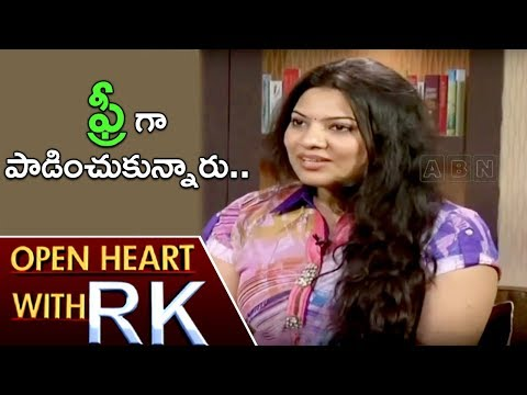 Geetha Madhuri And Nandu About Their First Remuneration | Open Heart with RK | ABN Telugu