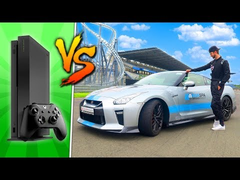 VIDEO GAMES vs REAL LIFE! (Which Wins...?)