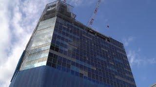 渋谷フクラス(SHIBUYA FUKURAS)の建設状況(2018年12月8日) thumbnail