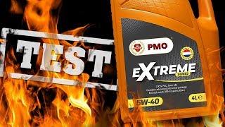 PMO Extreme 5W40 Który olej silnikowy jest najlepszy?