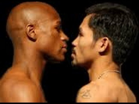 a comparison of the similarities and differences between floyd mayweather and manny pacquiao