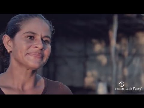 Samaritan's Purse's Clean Cookstoves - Creating Healthy Homes in Nicaragua